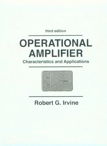 9780136060888: Operational Amplifier: Characteristics and Applications