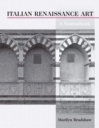 9780136061281: Italian Renaissance Art: A Source Book