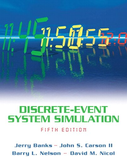9780136062127: Discrete-Event System Simulation (5th Edition)
