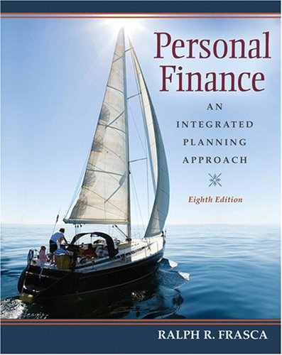 9780136063032: Personal Finance: An Integrated Planning Approach (8th Edition)