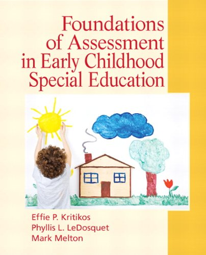 9780136064237: Foundations of Assessment in Early Childhood Special Education