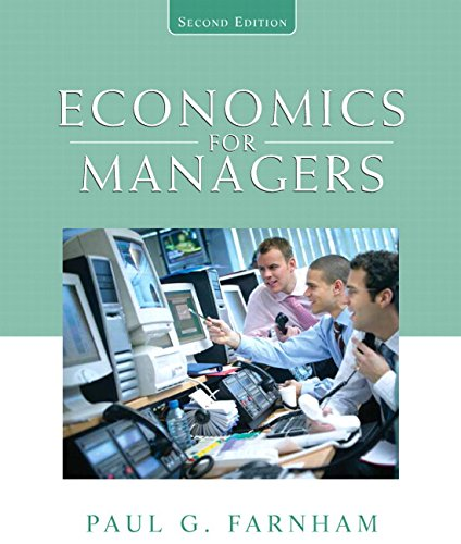 9780136065524: Economics for Managers