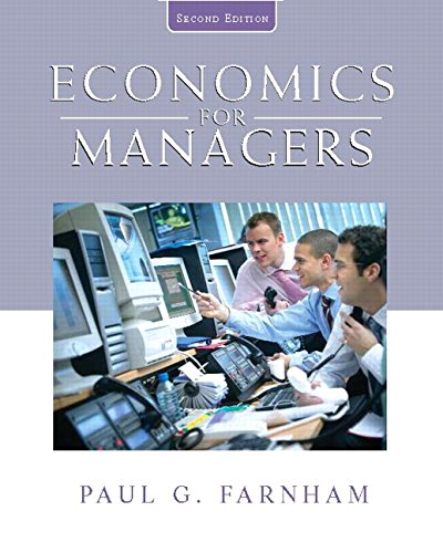 9780136065920: Economics for Managers Second Edition (Instructor's)