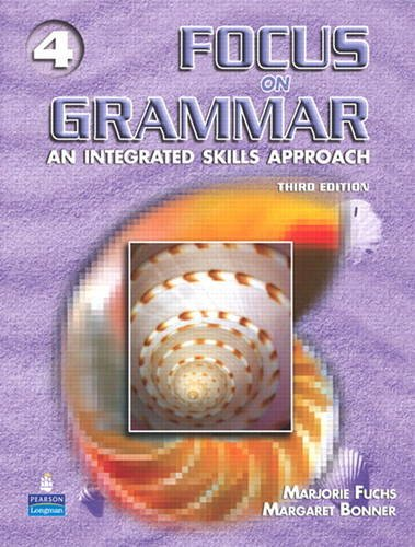 9780136066392: Focus on Grammar: Student Book and Online Workbook 4