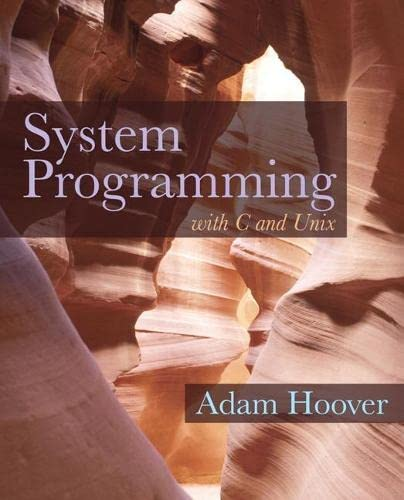 9780136067122: System Programming with C and Unix