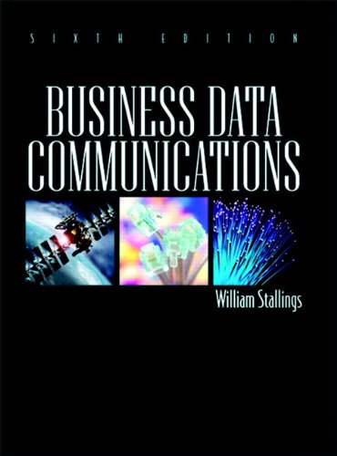 9780136067412: Business Data Communications
