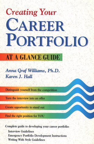 9780136068150: Creating Your Career Portfolio: At a Glance Guide