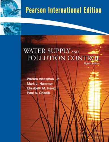 9780136068280: Water Supply and Pollution Control: International Version