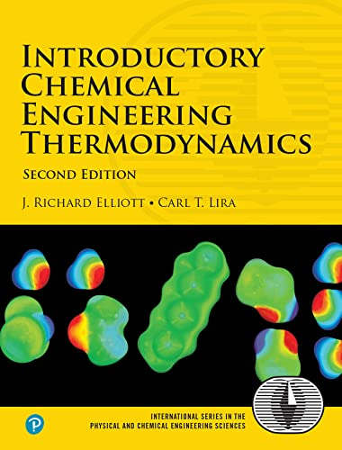 9780136068549: Introductory Chemical Engineering Thermodynamics: (2nd Edition) (Prentice Hall International Series in the Physical and Chemi)
