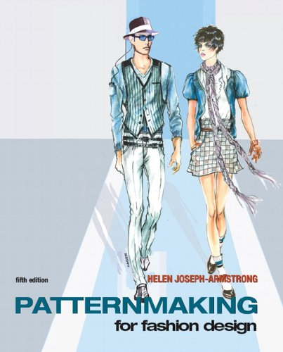 9780136069348: Armstrong: Pattern Fashion Design _5 (5th Edition)