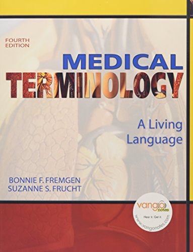 9780136070214: Medical Terminology: A Living Language Value Package (includes OneKey Web CT, Student Access , Medical Terminology) (4th Edition)