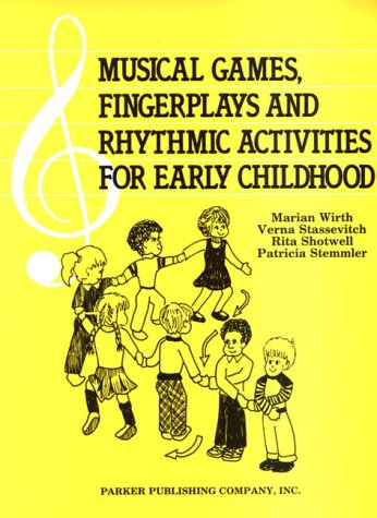 9780136070856: Musical Game, Fingerplays, and Rhythmic Activities for Early Childhood FNGRP