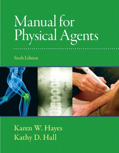 9780136072157: Manual for Physical Agents (6th Edition)