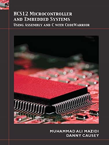 9780136072294: HCS12 Microcontrollers and Embedded Systems