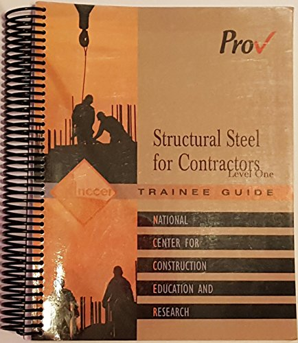 Prov Structural Steel: Trainee Guide (0136073654) by [???]