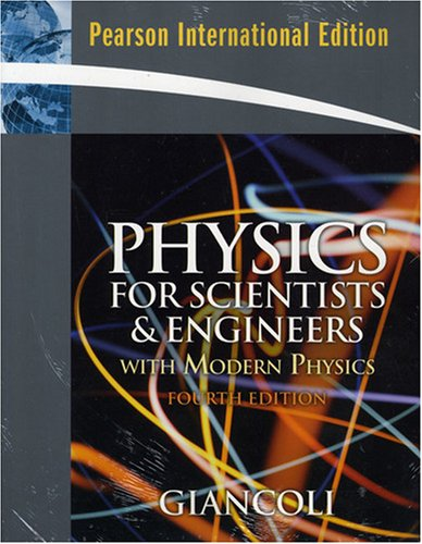 9780136074809: Physics for Scientists and Engineers with Modern Physics and Mastering Physics: International Edition