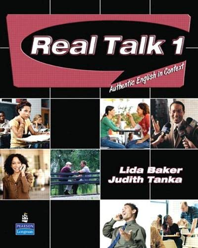 9780136074939: Real Talk 1 Student Book and Classroom Audio CD
