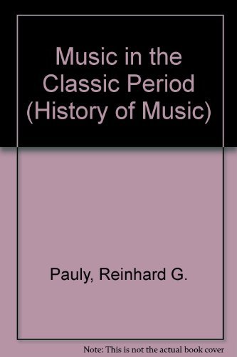 a comprehensive analysis of the classic period in music Classic definition, of the first or highest quality, class, or rank: a classic piece of work a descriptive term for a period in western music.