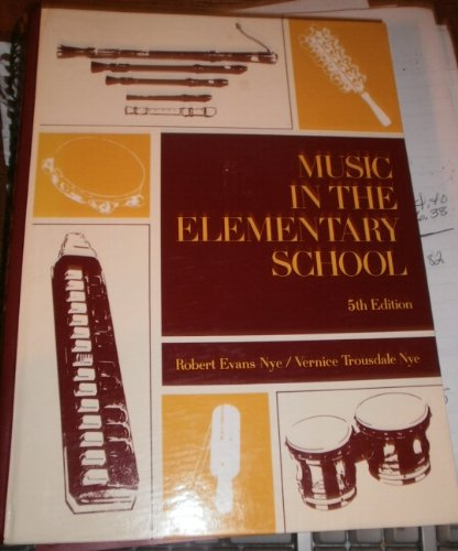 9780136077633: Music in the Elementary School