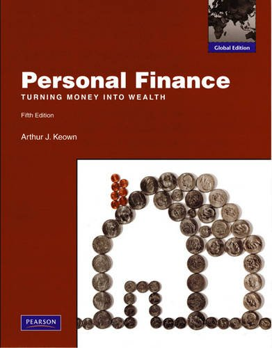 9780136077763: Personal Finance: Turning Money into Wealth: Global Edition