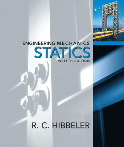 9780136077909: Engineering Mechanics: Statics (12th Edition)