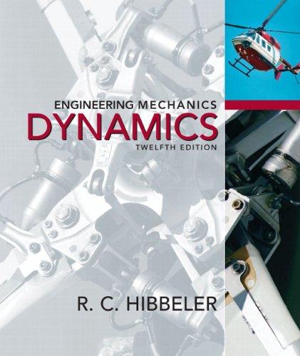 9780136077916: Engineering Mechanics: Dynamics (12th Edition)