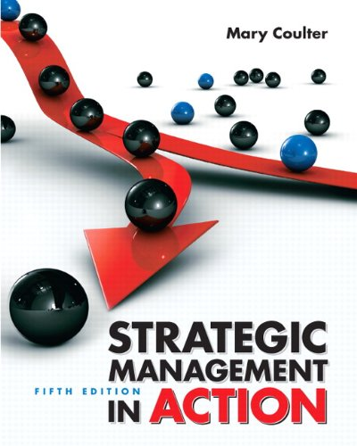 9780136078289: Strategic Management in Action