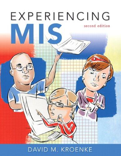9780136078685: Experiencing MIS (Mymislab)