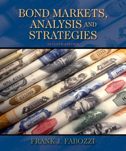 9780136078975: Bond Markets, Analysis, and Strategies: United States Edition