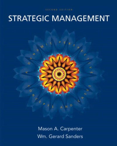 9780136079309: Strategic Management: Concepts and Cases and MyManagementLab with eBook Package (2nd Edition)