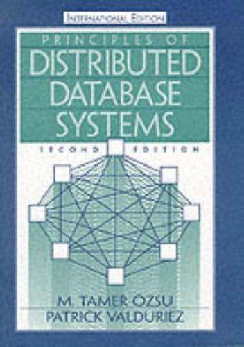 9780136079385: Principles of Distributed Database Systems: International Edition