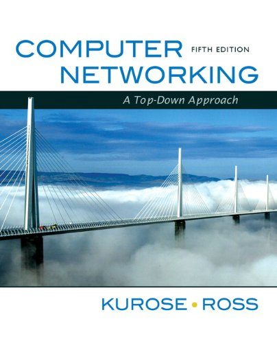 9780136079675: Computer Networking: A Top-Down Approach (5th Edition)