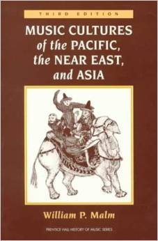 9780136079941: Music Cultures of the Pacific, the Near East and Asia (Prentice Hall History of Music Series)