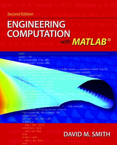 9780136080633: Engineering Computation with MATLAB (2nd Edition)
