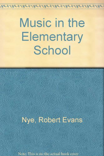 9780136081173: Music in the elementary school