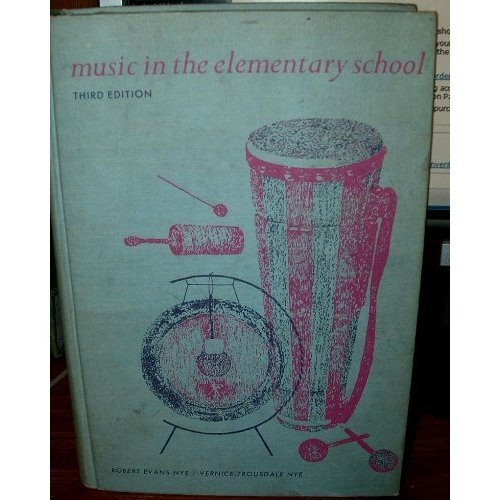 9780136081418: Music in the elementary school