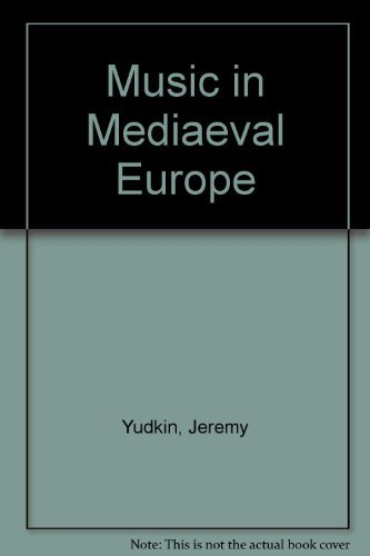 9780136082255: Music in Medieval Europe (Prentice Hall history of music series)
