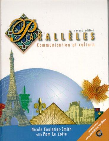9780136084648: Paralleles: Communication Et Culture