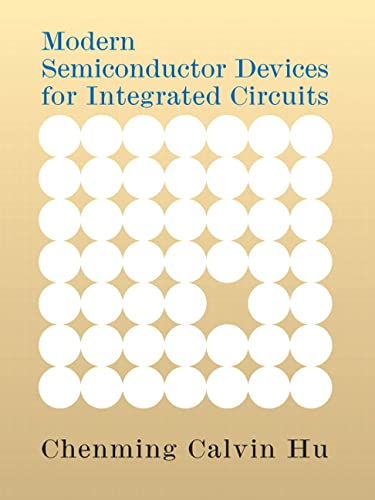 9780136085256: Modern Semiconductor Devices for Integrated Circuits