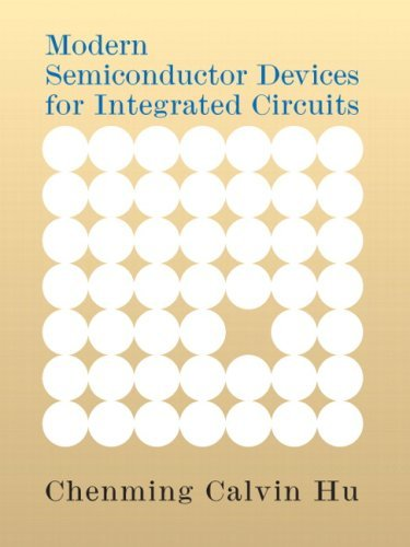 9780136085270: Modern Semiconductor devices for Integrated Circuits (Instructor's Review Copy)