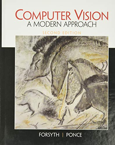 9780136085928: Computer Vision: A Modern Approach (2nd Edition)