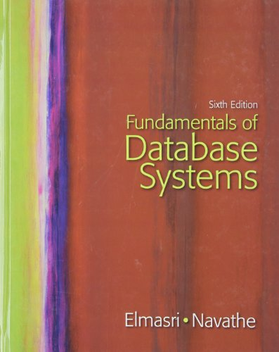 9780136086208: Fundamentals of Database Systems (6th Edition)