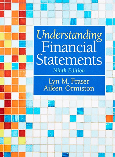 9780136086246: Understanding Financial Statements (9th Edition)