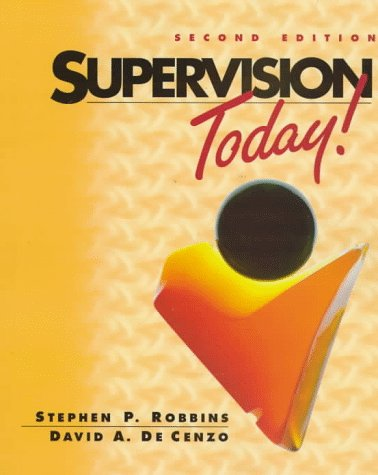 9780136086307: Supervision Today!