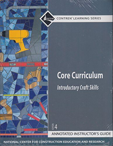 9780136086390: Annotated Instructor's Guide for Core Curriculum 2009