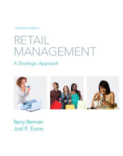 9780136087588: Retail Management: A Strategic Approach