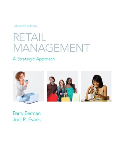 9780136087588: Retail Management: A Strategic Approach (11th Edition)