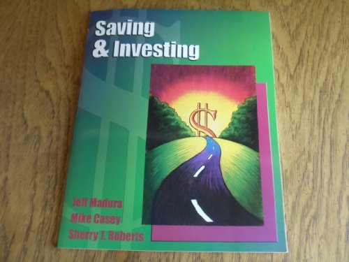 9780136087939: Personal Financial Literacy: Saving and Investing