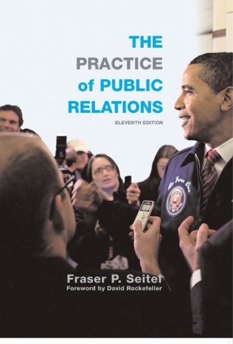9780136088905: The Practice of Public Relations (11th Edition)