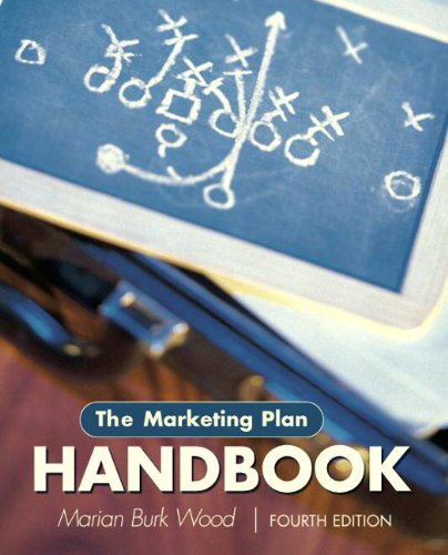 9780136089360: The Marketing Plan Handbook: United States Edition